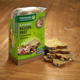 Farmhouse Bread - gluten free, lactose free