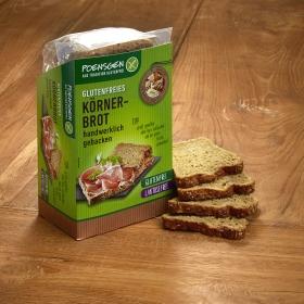 Seed Bread - gluten free, lactose free