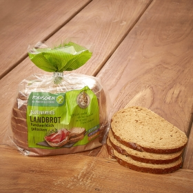Bread - gluten free, lactose free